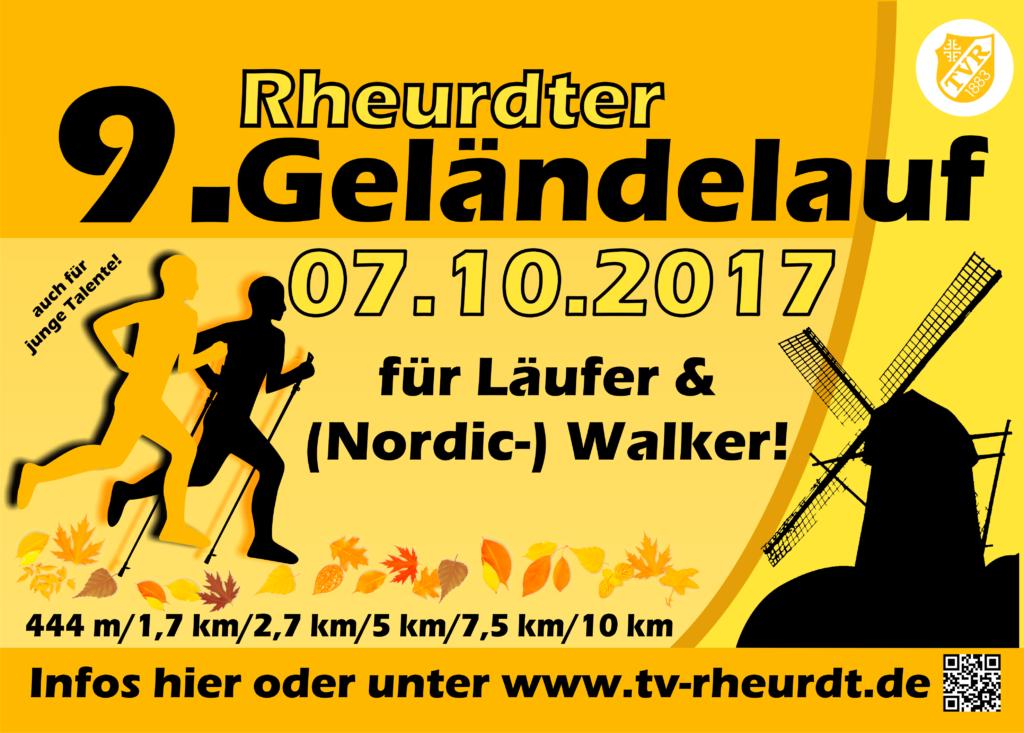 9. Rheurdter Geländelauf